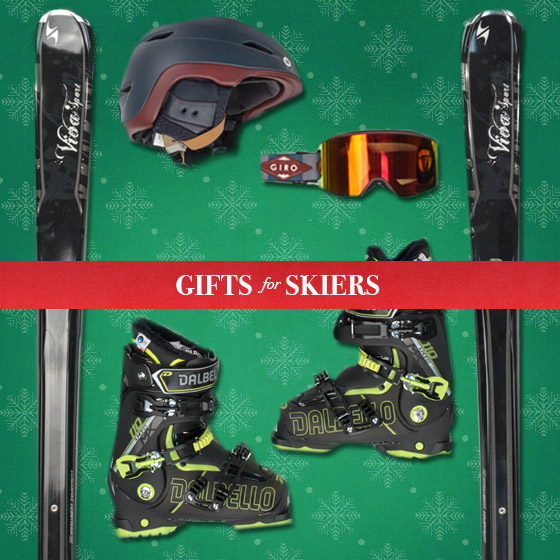 Shop Gifts for Skiers