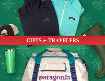 Shop Gifts for Travelers
