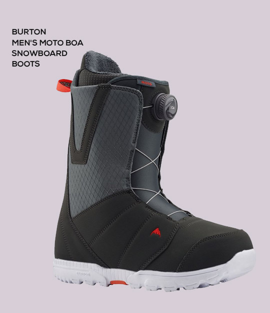 Burton Men's Moto Boa Snowboard Boots '20