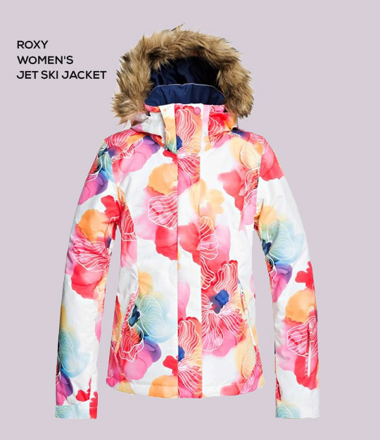 Roxy women's jet ski jacket