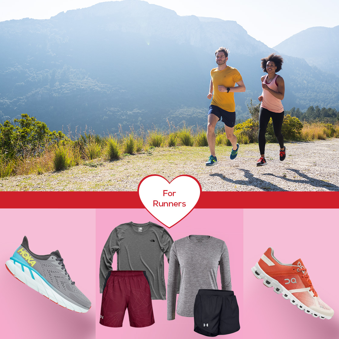 Gifts for Runners