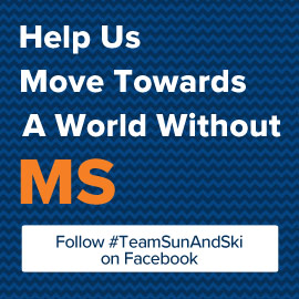 Follow #TeamSunAndSki on Facebook