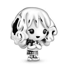 charm pandora harry potter hogwarts de plata