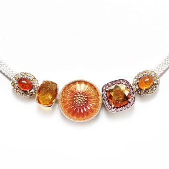Lori Bonn Wild Child Necklace