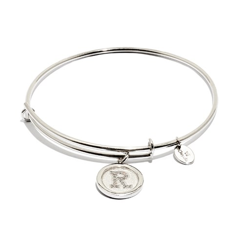 Chrysalis Initial R Bangle Bracelet