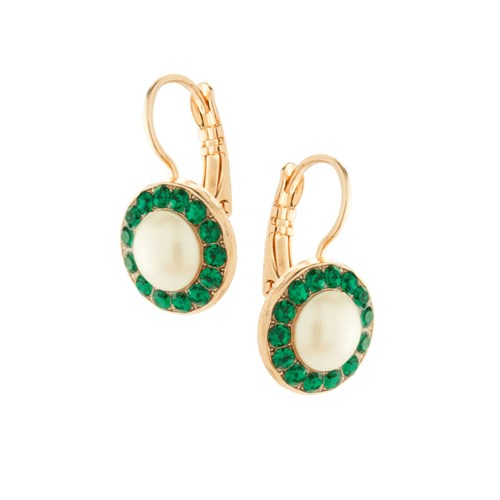 Mariana Green Sophia Earrings E-1129-139-4-RG6