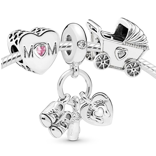 "PANDORA ""New Mom"" Gift Set 3687"