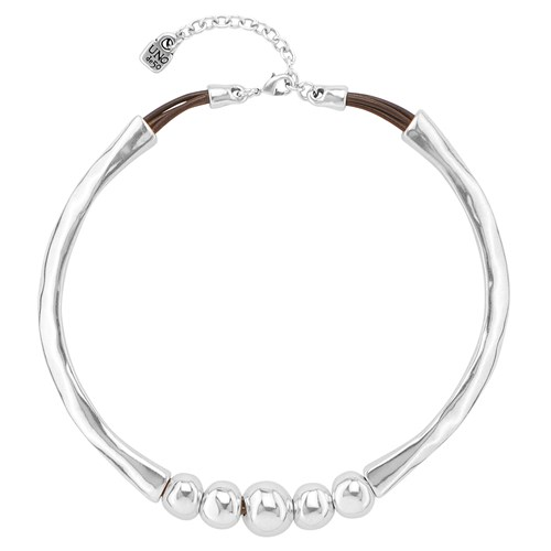 UNOde50 Hungry Hungry Hippo Choker Necklace $225.00