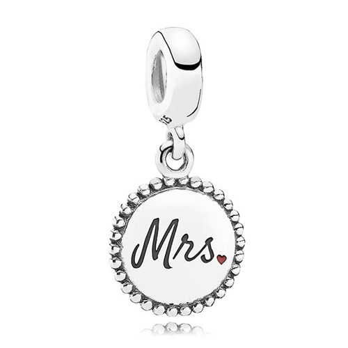 PANDORA Mrs. Dangle Charm
