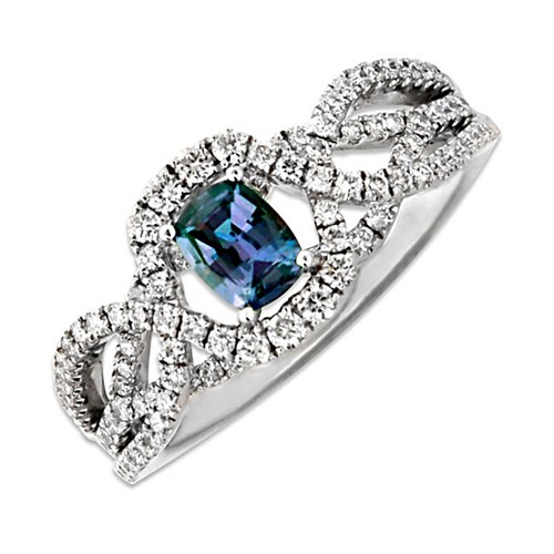 Frederic Sage Alexandrite Ring