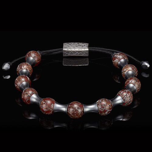 William Henry Dino Zenith Bracelet