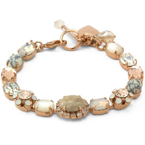Mariana Kalahari Treasure Rose Gold Colored Bracelet