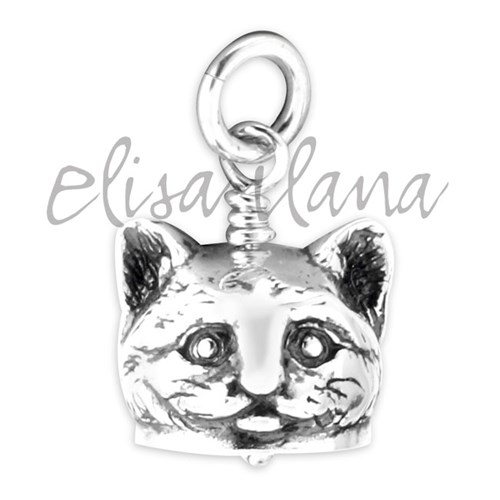 Mini Cat Bell Necklace