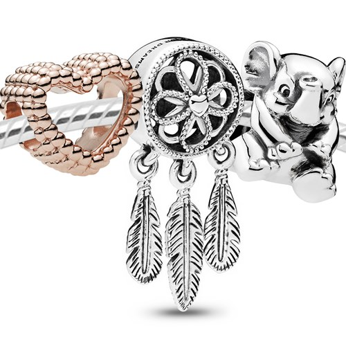 "Pandora ""Dreaming of You Makes Me Feel So Lucky"" Gift Set"
