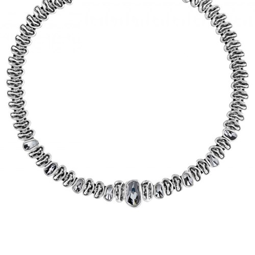 UNOde50 Grey as Hell Necklace