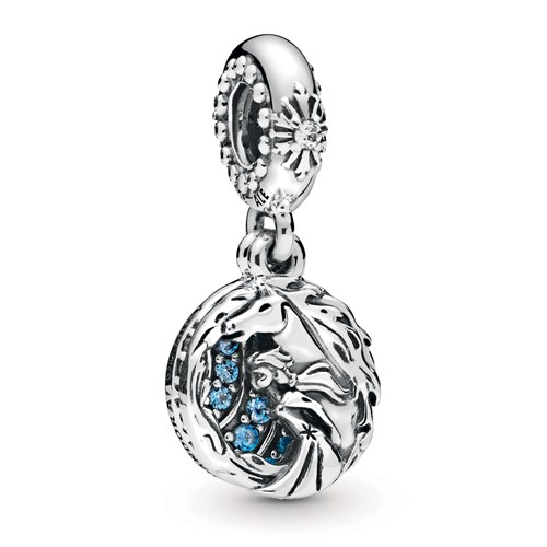 Pandora Disney Frozen Elsa & Nokk Dangle Charm 798456C01