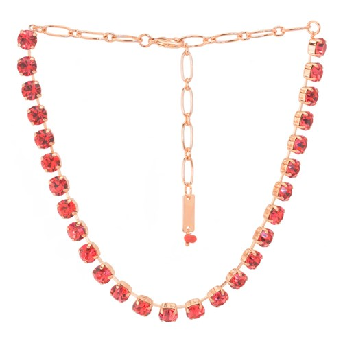 Mariana Astral Pink Petite Necklace N-3252-542542-RG