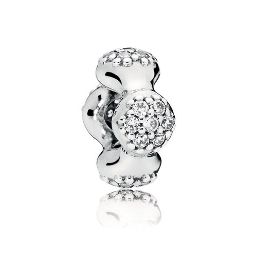 PANDORA Modern Lovepods Spacer 797292CZ
