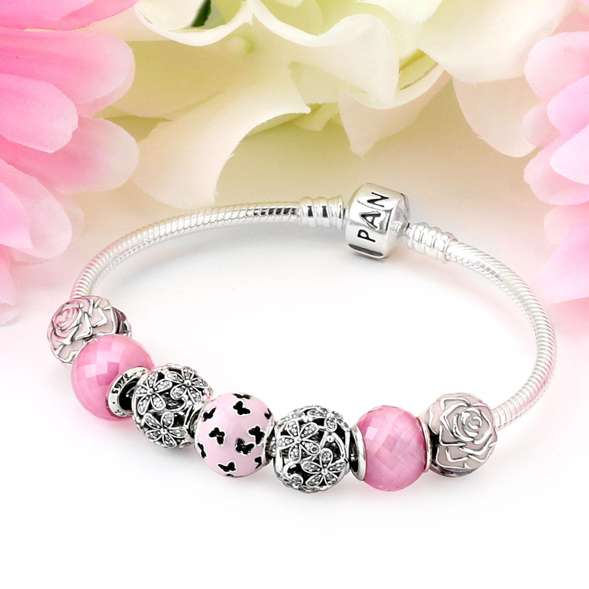 Pandora Bracelet Design Ideas 199 pandora charm bracelet hot sale Pandora Designer Bracelets