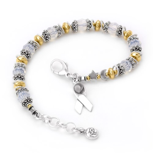 Bone Cancer Awareness Bracelet