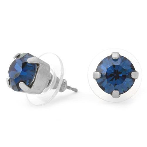 Mariana Blue Stud Earrings