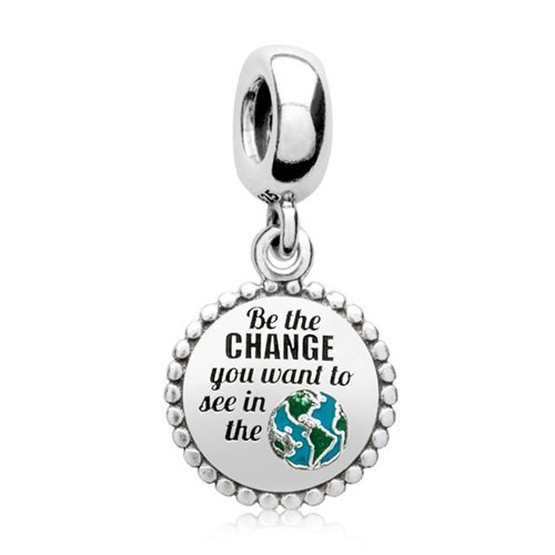 PANDORA Be the Change Dangle Charm