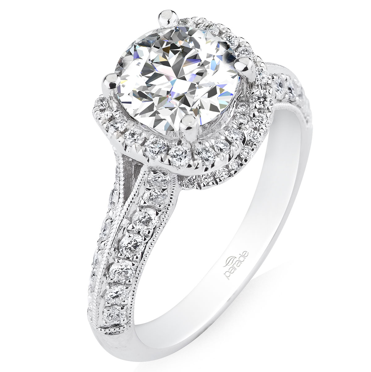 Quick View Parade Overlapping Circle Diamond Ring176866