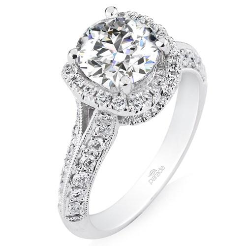 Parade Overlapping Circle Diamond Ring 176866 Elisa Ilana