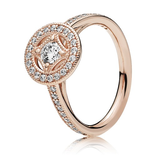 PANDORA Rose™ Vintage Allure Ring 181006CZ