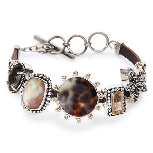 Lori Bonn Shell Game Bracelet