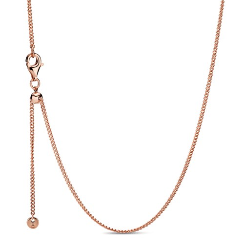 Pandora Rose™ Curb Chain Necklace 388283