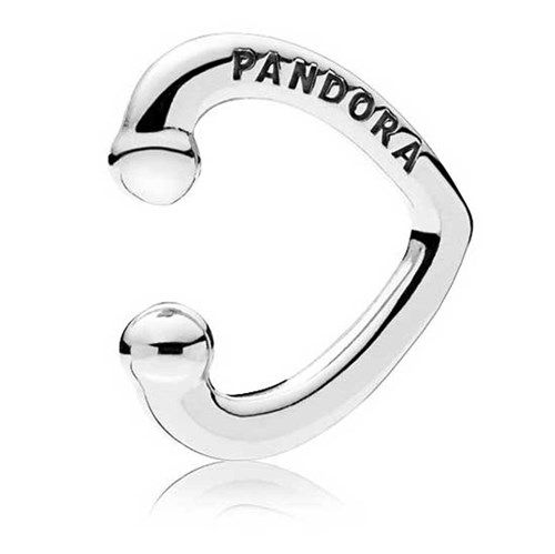 PANDORA Open Heart Ear Cuff 297214