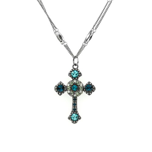 Mariana Frost Cross Necklace N-5114-1114