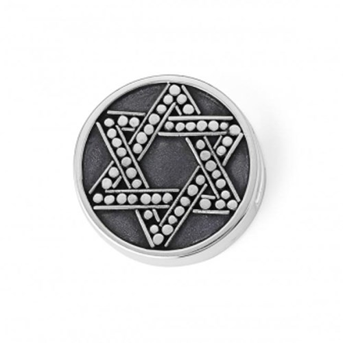 Lori Bonn Star of David Slide Charm