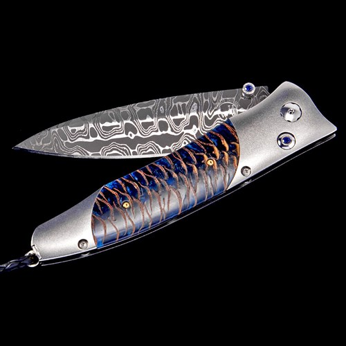 William Henry Gentac Pacifica Knife
