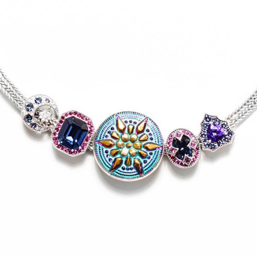 Lori Bonn Fortune Teller Necklace