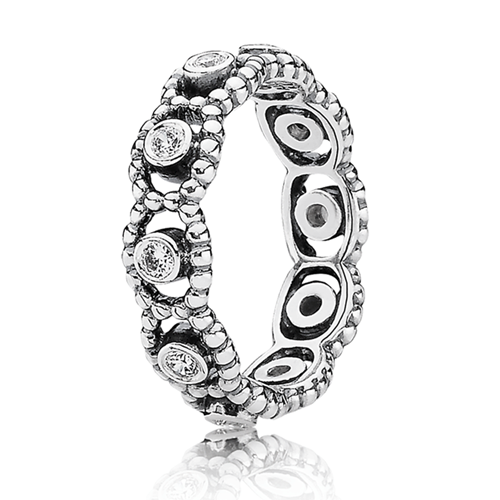 PANDORA Her Majesty CZ Ring