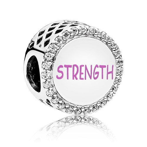 PANDORA Strength Ribbon Charm ENG792016CZ_29