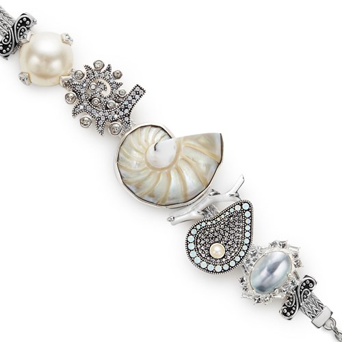 Lori Bonn It Shell Be Bracelet