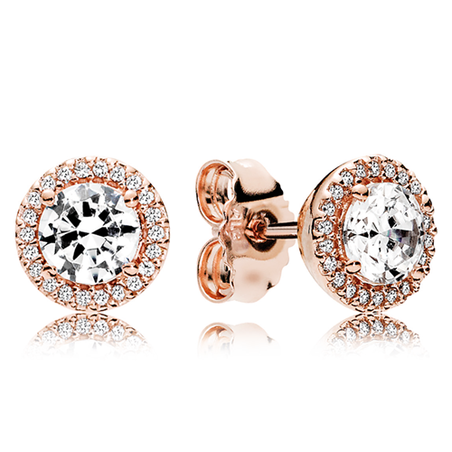 PANDORA Rose™ Classic Elegance Stud Earrings