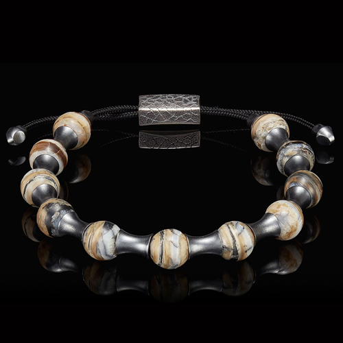 William Henry Mammoth Zenith Bracelet