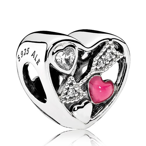 PANDORA Love Struck Charm Gift Set