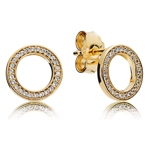PANDORA Shine™ Forever Stud Earrings