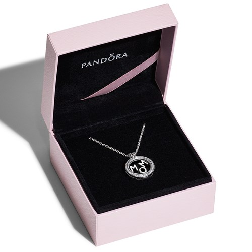 ​PANDORA Sparling MOM Floating Locket Petite Gift Set B800874