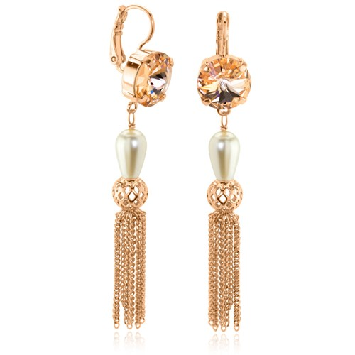 Mariana Barbados Tassel Earrings E-1423-5-39111-RG6