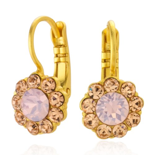 Mariana Afternoon Delight Flower Earrings