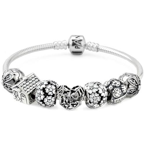 Pandora A Mother 39 S Love Charm Bracelet