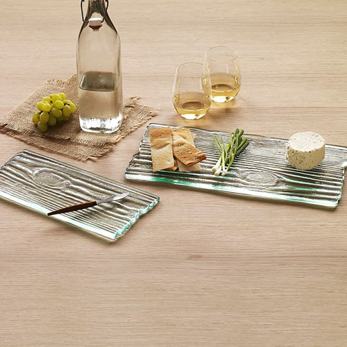 Annieglass Plank Cheese Board