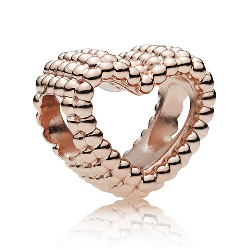 PANDORA Rose™ Beaded Heart 787516