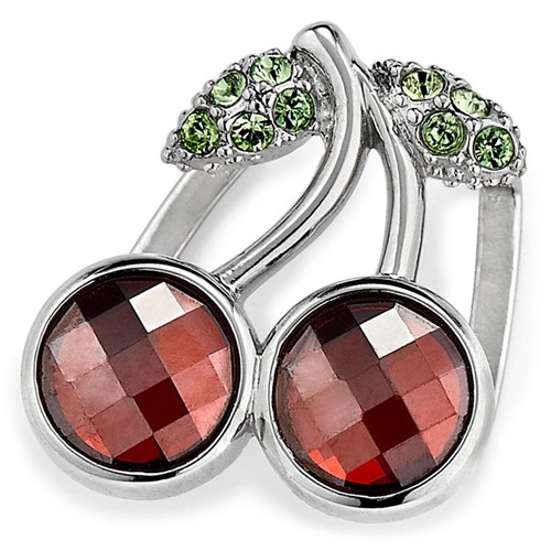 Lori Bonn Cherry On Top Slide Charm